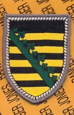 BRD GERMAN ARMY Home Defense Brigade 37 SSI patch
