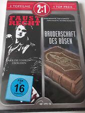 Faustrecht & Bruderschaft des Bösen - Ritualmord, Inzest, Nekrophilie, Fiasko