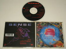 THE LIGHTNING SEEDS/SENSE(CDV 262 738) CD ALBUM