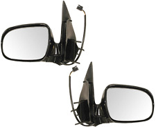 Venture Relay Silhouette Montana Left & Right Power Side View Mirror Pair L+R