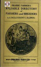 LaSalle Co Illinois Ottawa IL genealogy directory history