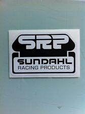 SRP Sundall Black Honda ATC Reproduction Sticker Decal 250R 350X 70 200X