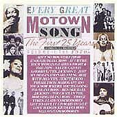 1 CENT CD VA Every Great Motown Song, Vol. 2: The 1970's diana ross / commodores