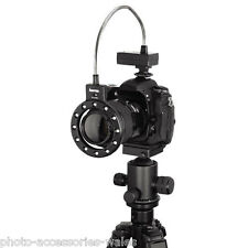 HAMA LED MACRO LIGHT FOR DSLR CLOSE UP LIGHTING