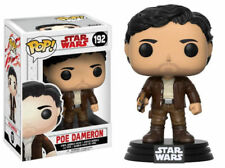 Poe Dameron The Last Jedi Funko Pop! Vinyl Bobble Head #192