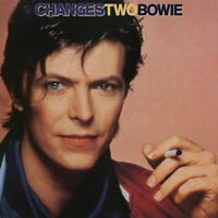DAVID BOWIE LP Changes TWO Bowie BLACK or BLUE Vinyl Changestwobowie + PROMO IN