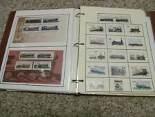 Railway Stamps of the World