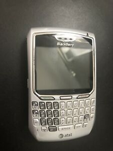 BlackBerry 8700c - Silver (AT&T) Smartphone