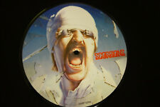 """SCORPIONS - NO ONE LIKE YOU - SWITZERLAND PICTURE DISC VINYL 7"""" SINGLE NR MINT"""