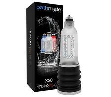BATHMATE HYDROMAX Agrandissement pénis pompe EROTISME X20 X30 X40 x50
