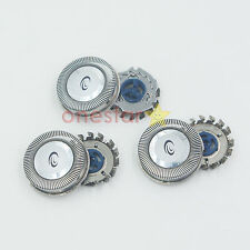3pcs Replacement Shaver Head for Philips Norelco HQ167 HQ156 Cool Skin 5000/6000