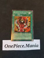 Yu-Gi-OH! Retour Explosif DP1-FR022 LITTLE PLAYED
