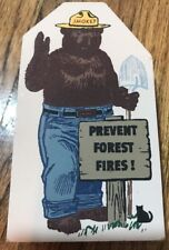 THE CAT'S MEOW COLLECTIBLE SMOKEY THE BEAR 50TH ANNIVERSARY 1944-1994