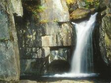 Postcard Maine Grafton Screw Auger Falls Gulf Hagas Oxford County MINT