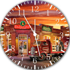 Old Fashion Beer Frameless Borderless Wall Clock Nice For Gifts or Decor Y103