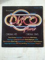 Ronco presents Disco Fever VTG - 1978, Donna Summer, Vinyl Record/LP, Original