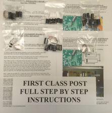 TKIT 70 Digihome Hitachi Toshiba 19DL833B VESTEL 17pw05-3 Kit De Reparación De Tv Lcd muerto