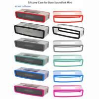 für BOSE SoundLink Mini 1/2 Bluetooth Speaker Soft Silicone Cover Case Carry Bag