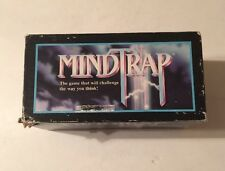Vintage Mind Trap Game by Pressman - 1996 Edition - 100% Complete!