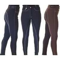HYPERFORMANCE STYLE LADIES BREECHES FOR HORSE RIDING VARIOUS SIZES & COLOURS