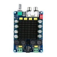Tda7498 Class-D High Power Digital Amplifier Board 2X 100W Amplifiers Dual D1K7