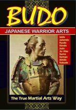 Budo Japanese Warrior Arts Dvd martial Judo Kempo Jukendo Sumo Kyudo Iaido