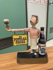 Blue Ribbon Beer Back Bar Vintage 30cm Tall Sized Japan Super rare