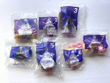 2001 DIVA STARZ~McDonalds Happy Meal Collectible Toys Set Of 7 Vintage.