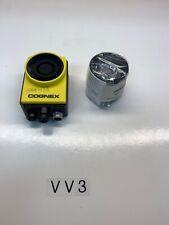 COGNEX Camera Vision Inspection Machine Camera 825-0343-1R E With New Lens