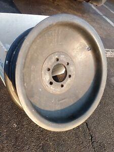 Halibrand Magnesium 16x5 1/2 wheel Sprint Race Car Vtg 1932 Ford Scta Trog Drag