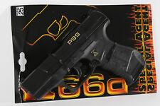 Lone Star Special Agent 007 Walther P99 Toy Gun Wicke 25 Shots James Bond Gun