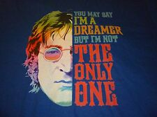 John Lennon Shirt ( Size L No Tag ) New!