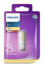 LED Light Bulb G9 230Vac 1.9W (25W) 204lm Warm White Non-dimmable A++ PHILIPS