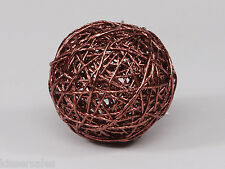 Deco Balls in Silver, Brown, Champagne and different sizes available