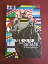 MORRISON BATMAN TOME 7 BATMAN INCORPORATED ED URBAN COMICS 2014