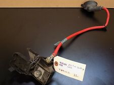 00 01 02 03 04 05 BMW E46 325i 3 Series + Battery Cable With Boots 6910539 OEM