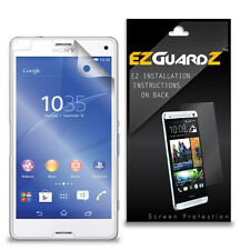 2X EZguardz LCD Screen Protector Cover HD 2X For Sony Xperia Z3 Mini (Compact)