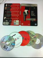 Greatest Ever Gangsters 5 Films DVD - Steelbook - Scarface Taxi Driver Casinò Am