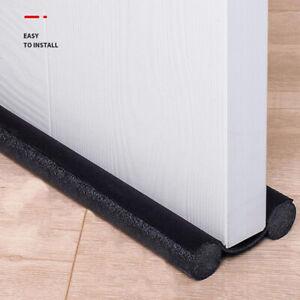 Flexible Door Bottom Sealing Strip Guard Wind Dust Threshold Seals Draft Stop_kz