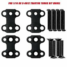 LESU Aluminium Suspension Fastener Kit for1/14 RC X-8012 Tractor Truck Car DIY