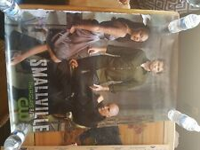 Smallville Autographed Poster