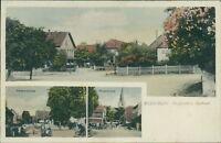 Ansichtskarte Bierbergen Dorfpartie i. Centrum um 1900 Kesselstraße   (Nr.9066)