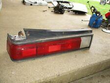 82 83 84 BUICK SKYLARK TAIL LIGHT LAMP WITHOUT HORIZONTAL BAR OEM LH LEFT DRIVER
