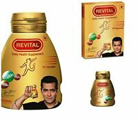 Revital H Capsule Vitamins & Minerals Daily Health Supplement Select Pack