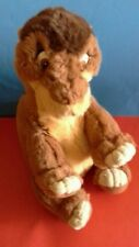 """Vintage 1988 The Land Before Time 16"""" Littlefoot Plush by Gund Dinosaur GUC"""