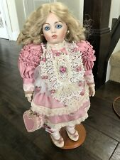 Mundia Antique Reproduction French Victorian Doll
