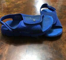Nike Sandals Boy Toddler size 13 Blue Color