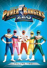 Power Rangers ZEO Volume 2 Vol. Two Region 1 New DVD (3 Discs)
