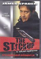 Dvd **THE STICKUP ♦ IL COLPO PERFETTO** con James Spader nuovo 2002
