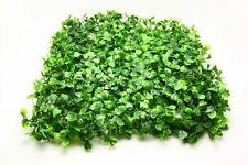 New Artificial fake Plastic Green Grass Lawn sod Turf Flower Plant Wedding A3